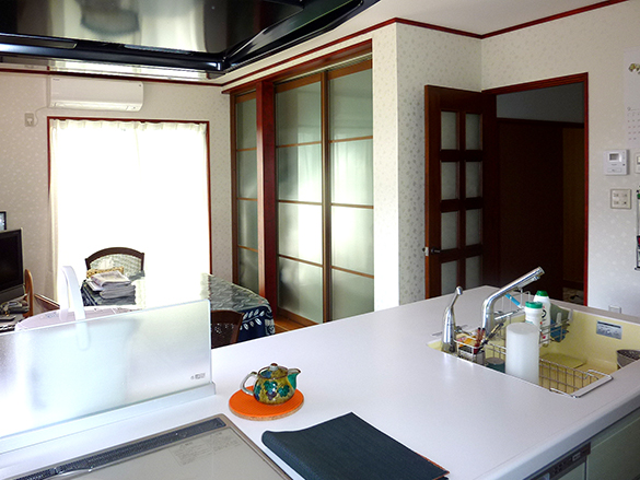 キッチン―居間