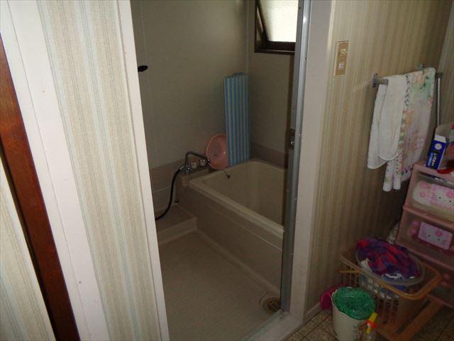 浴室(Before)