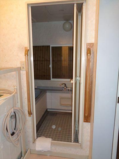 1.浴室(Before)