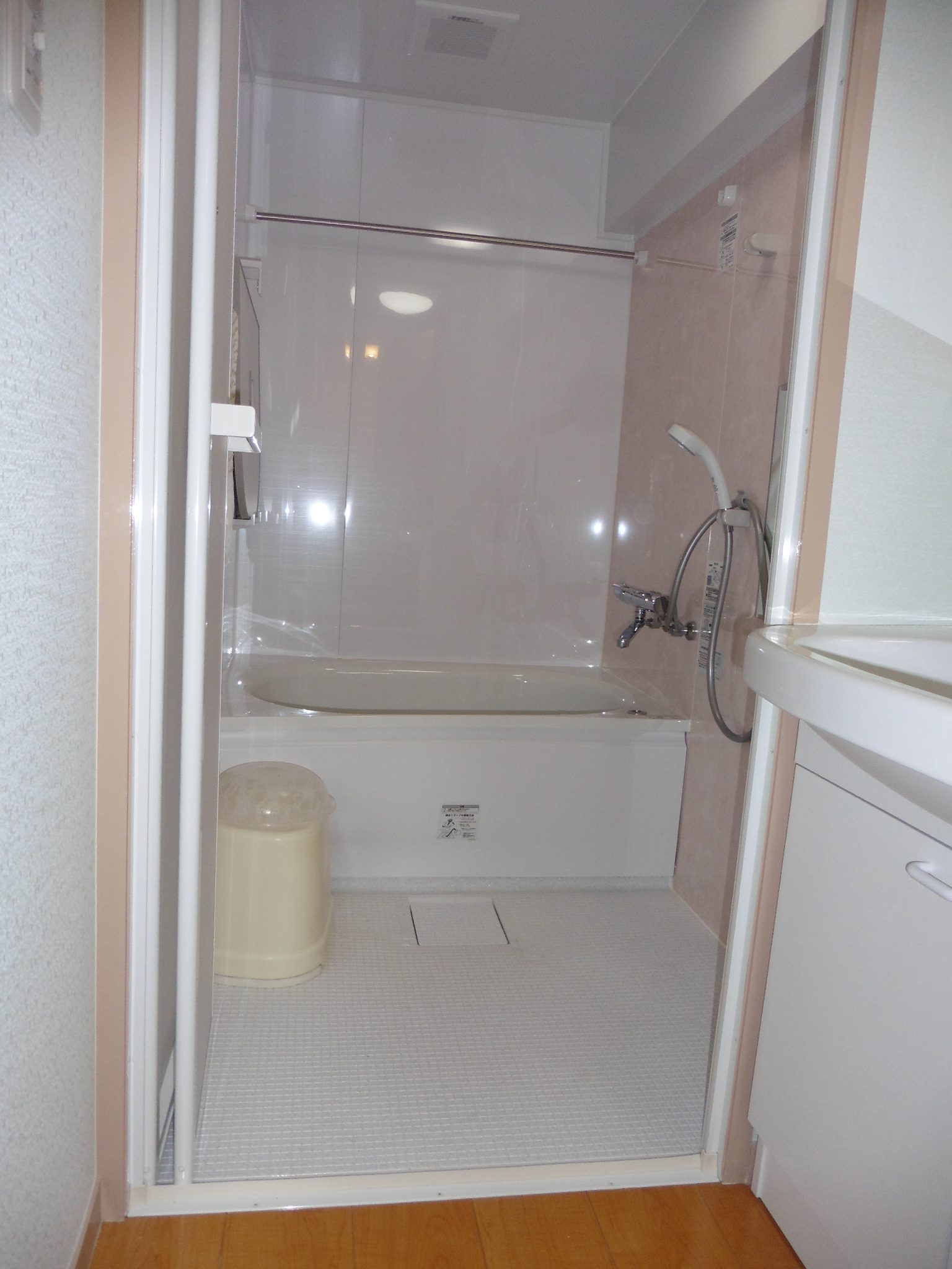 完成・浴室(ユニットバス)